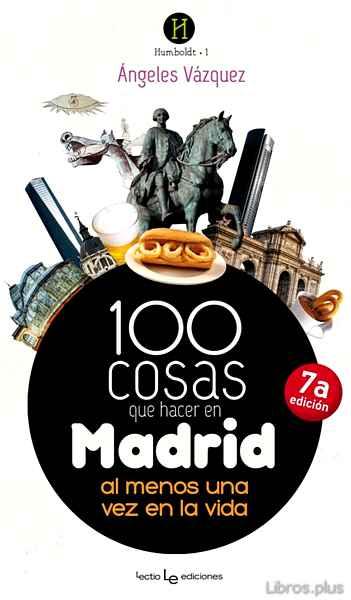 100 COSAS PARA HACER EN MADRID libro online