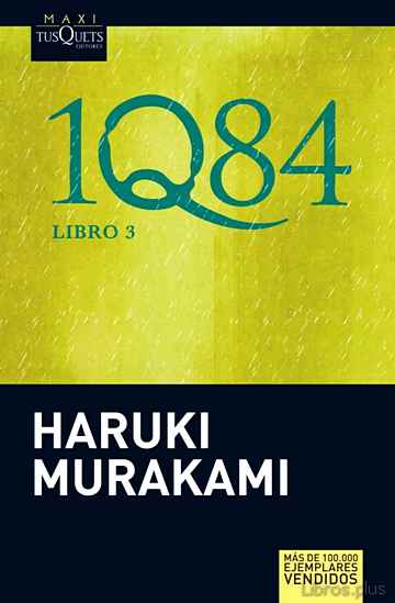 Descargar ebook 1Q84: LIBRO 3