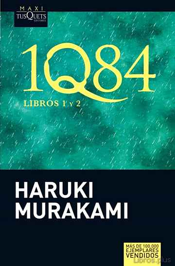 Descargar ebook 1Q84: LIBROS 1 Y 2