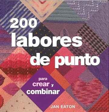 200 LABORES DE PUNTO libro online