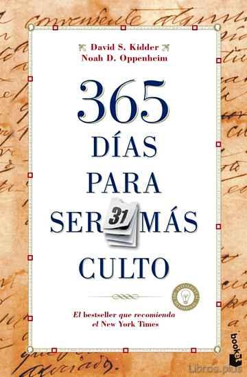 365 DIAS PARA SER MAS CULTO libro online