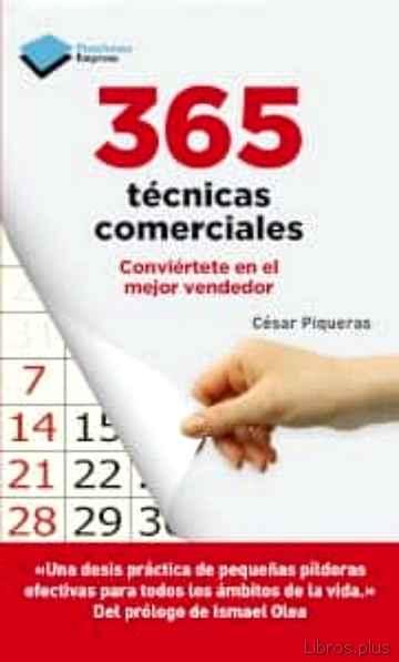 365 TECNICAS COMERCIALES libro online