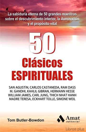 50 CLASICOS ESPIRITUALES libro online