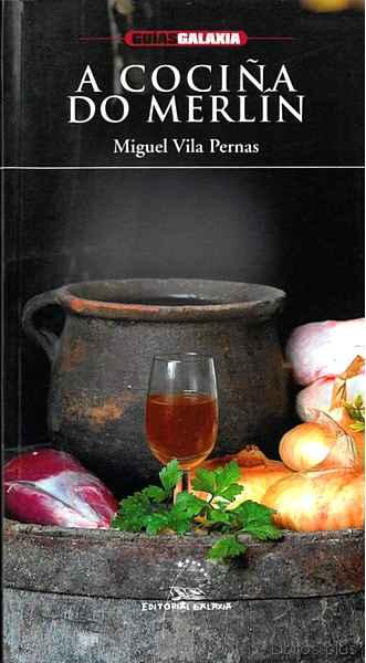 A COCIÑA DO MERLIN libro online