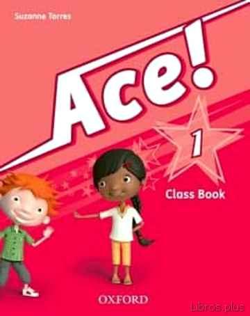 ACE 1 COURSE BOOK & SONGS CD PK libro online