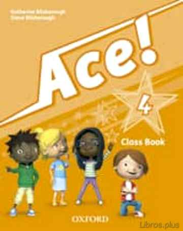 ACE 4 COURSE BOOK & SONGS CD PK libro online