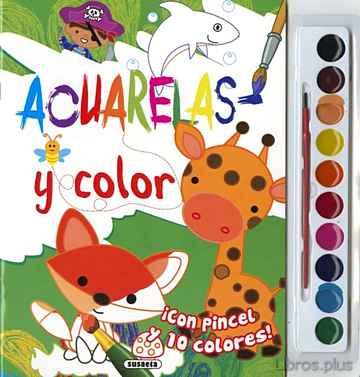 ACUARELAS Y COLOR – S6059002 libro online