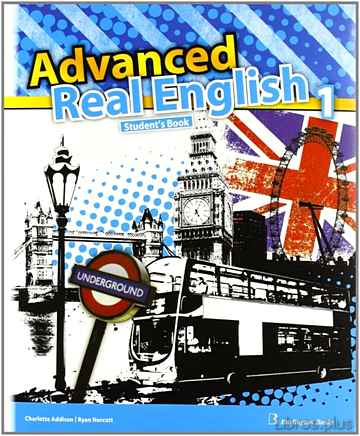 ADVANCED REAL ENGLISH 1º ESO (STUDENT´S BOOK) libro online