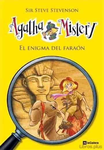 AGATHA MISTERY 1: EL ENIGMA DEL FARAON libro online