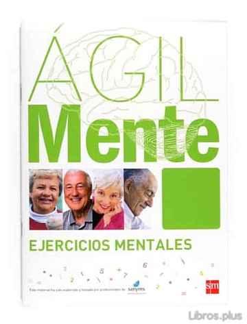 AGILMENTE: EJERCICIOS (COLOR VERDE) libro online