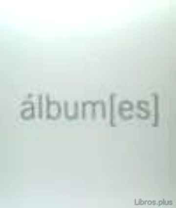 ALBUM[ES] libro online