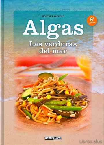 Descargar gratis ebook ALGAS: LAS VERDURAS DEL MAR en epub