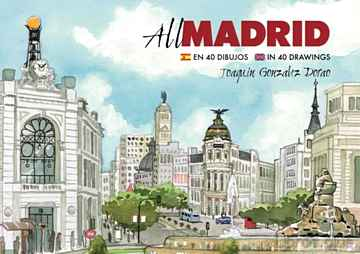 Descargar gratis ebook ALL MADRID EN 55 DIBUJOS en epub