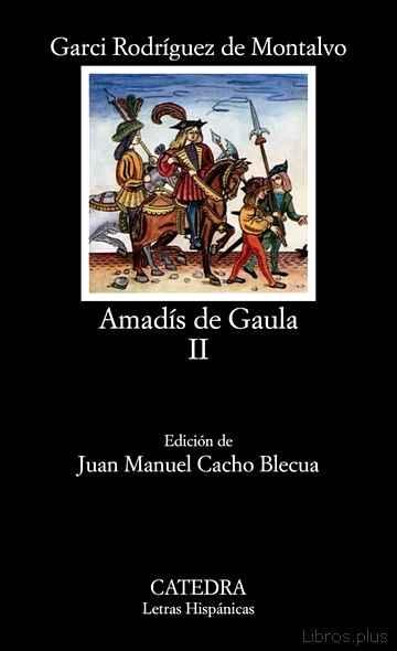 AMADIS DE GAULA II libro online