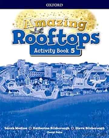 AMAZING ROOFTOPS 5 ACTIVITY BOOK PACK libro online