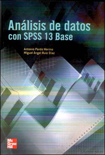 Descargar gratis ebook ANALISIS DE DATOS CON SPSS 13 en epub
