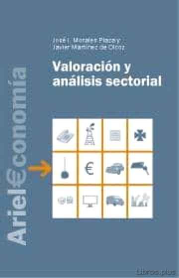 ANALISIS Y VALORACION SECTORIAL libro online