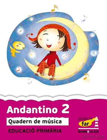 ANDANTINO PROJECTE FAR 2 libro online