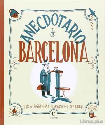 ANECDOTARIO DE BARCELONA libro online