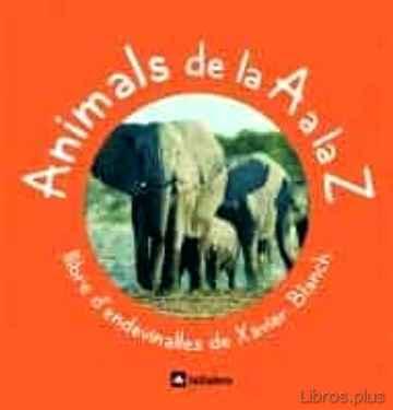 ANIMALS DE LA A A LA Z libro online