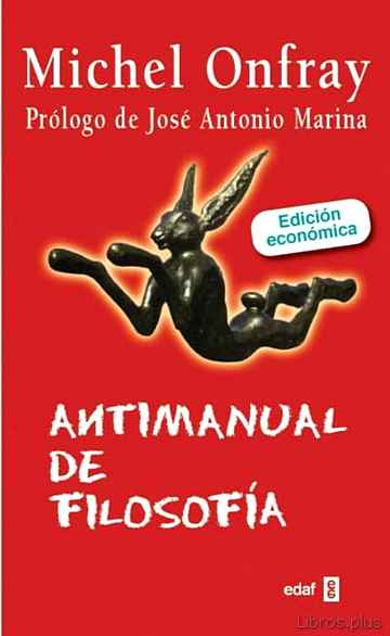 Descargar gratis ebook ANTIMANUAL DE FILOSOFIA en epub