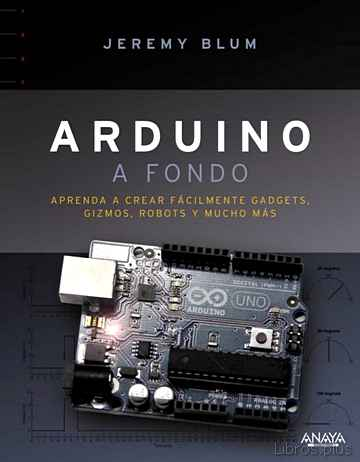 Descargar gratis ebook ARDUINO A FONDO en epub