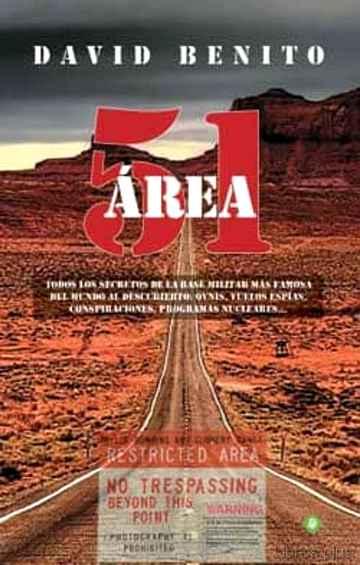 AREA 51 libro online