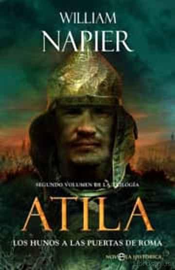 ATILA II: LOS HUNOS A LAS PUERTAS DE ROMA libro online