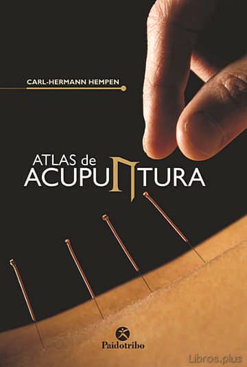 ATLAS DE ACUPUNTURA libro online
