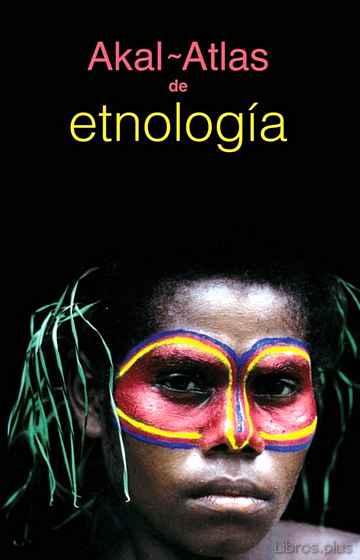 ATLAS DE ETNOLOGIA libro online