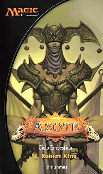 AZOTE (CICLO EMBESTIDA-LIBRO III) libro online