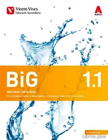 (BAL).(15).BIOLOGIA GEOLOGIA 1º ESO.(AULA 3D).TRIMESTRAL libro online