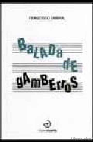 BALADA DE GAMBERROS libro online