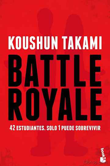 Descargar gratis ebook BATTLE ROYALE en epub
