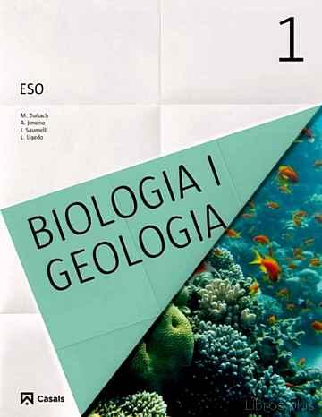 BIOLOGIA I GEOLOGIA 1º ESO CATALÁN (ED 2015) CICLO 1 libro online