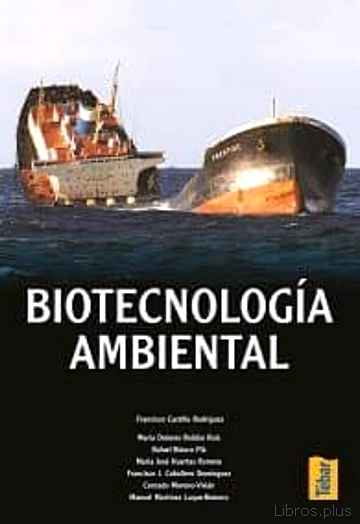 BIOTECNOLOGIA AMBIENTAL libro online