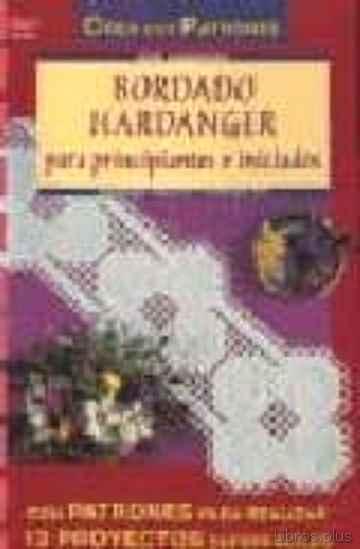 BORDADO HARDANGER PARA PRINCIPIANTES E INICIADOS libro online
