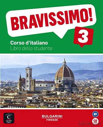 Descargar gratis ebook BRAVISSIMO! 3 B1. LIBRO DELLO STUDENTE. LIBRO + CD. en epub