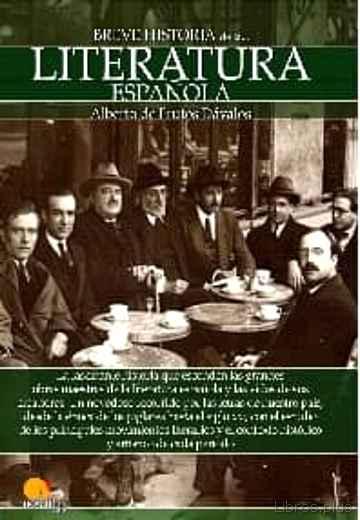 BREVE HISTORIA DE LA LITERATURA ESPAÑOLA libro online