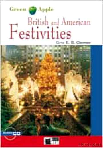 Descargar ebook BRITISH AND AMERICAN FESTIVITIES (CON AUDIO CD) en epub