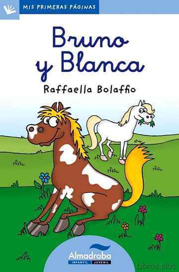 BRUNO Y BLANCA (LETRA CURSIVA) libro online