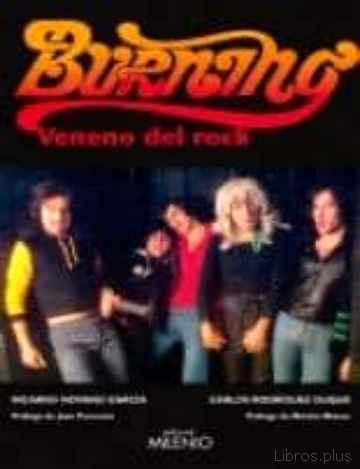 BURNING: VENENO EN EL CUERPO libro online
