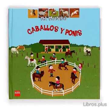 CABALLOS Y PONIS libro online