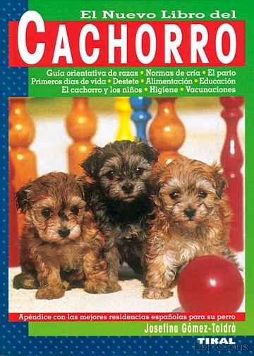 CACHORRO libro online