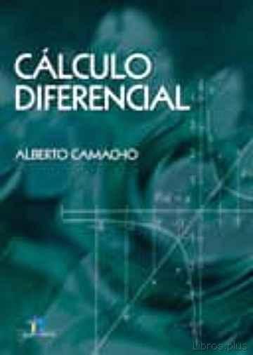 CALCULO DIFERENCIAL libro online