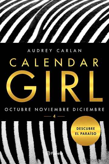 Descargar gratis ebook CALENDAR GIRL 4 en epub