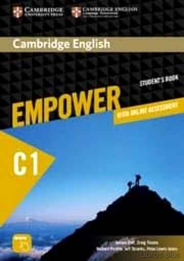 Descargar gratis ebook CAMBRIDGE ENGLISH EMPOWER ADVANCED STUDENT S BOOK WITH ONLINE ASSESSMENT AND PRACTICE en epub