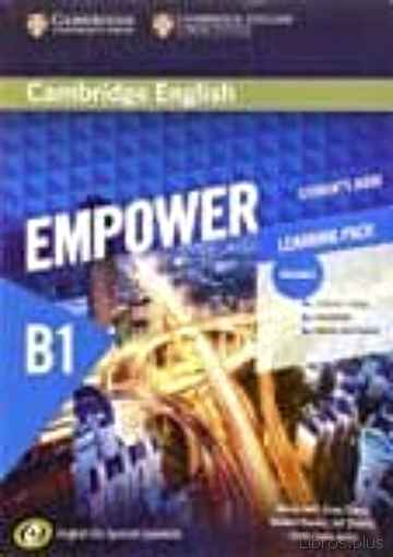 Descargar gratis ebook CAMBRIDGE ENGLISH EMPOWER FOR SPANISH SPEAKERS B1 STUDENT S BOOK WITH ONLINE ASSESSMENT AND PRACTICE AND WORKBOOK en epub