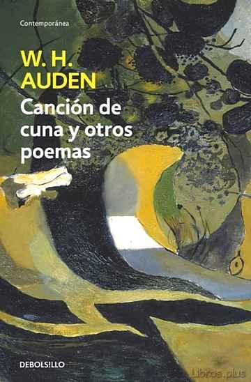 CANCION DE CUNA Y OTROS POEMAS (ED. BILINGUE: INGLES-ESPAÑOL) 1