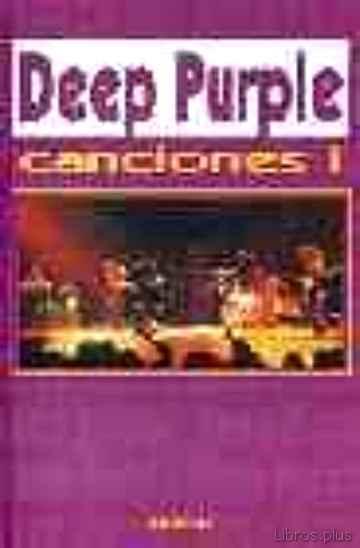 CANCIONES I (DEEP PURPLE) libro online
